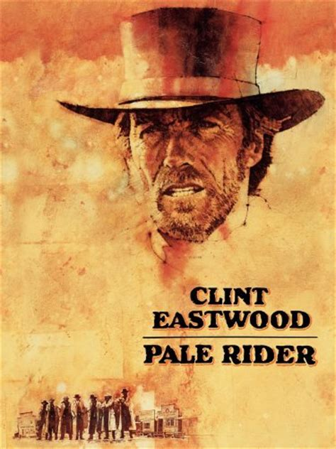 buddies   saddle clint eastwood pale rider