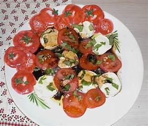Tomate Mozzarella Rezept : tomate mozzarella rezept mit bild von rocas ~ Lizthompson.info Haus und Dekorationen