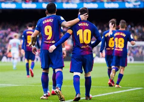 Barcelona Vs Villarreal Canales De Transmision - trendskita