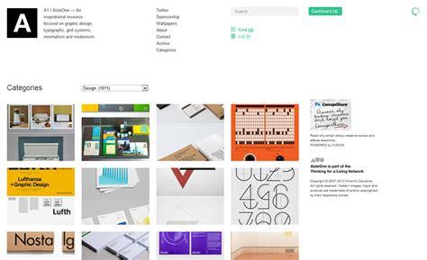 10 Webseiten Für Kreativen Input Und Designinspirationen
