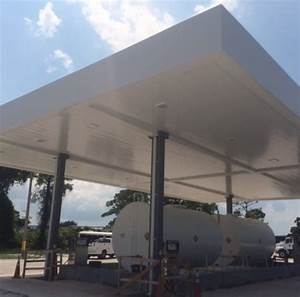 Tank Fueling Canopy