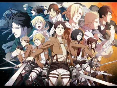 Best Attack Songs Best Anime Attack On Titan The Reluctant Heroes
