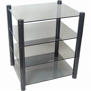Hi Fi Rack : discontinued apollo soprano glass 4 shelf hifi rack superfi ~ Frokenaadalensverden.com Haus und Dekorationen