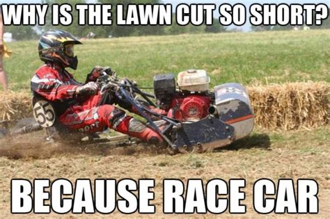 Funny Lawn Mowing Quotes. Quotesgram
