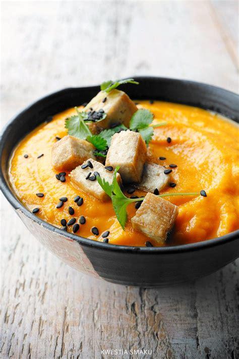 Wegańska zupa marchewkowa - Przepis | Cooking recipes ...