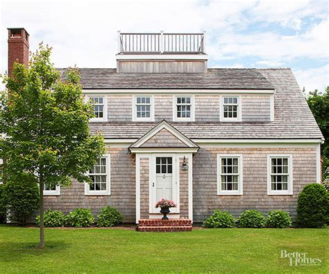 Cape Cod-style Home Ideas