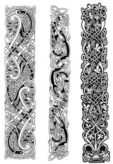 norse pattern - Buscar con Google   carvings   Pinterest   Armband tattoo, Vikings and Tattoo