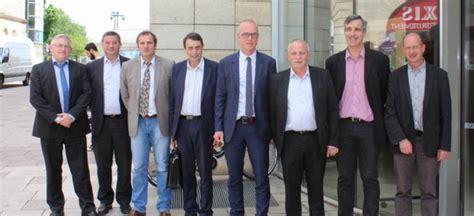 chambre agriculture aquitaine une nouvelle équipe de direction à la chambre régionale d