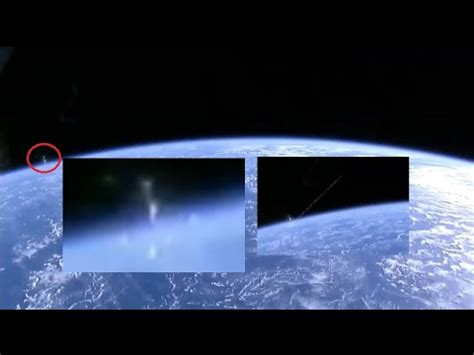 UFO Sightings 2017: NASA UFOs in Space MUST SEE! - YouTube