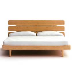 Platform Bed by Greenington Currant Platform Bed In Classic Bamboo