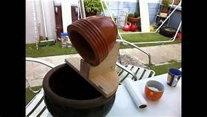 Fabriquer Une Fontaine Sans Pompe : diy fontaine de jardin fais le toi meme youtube ~ Melissatoandfro.com Idées de Décoration