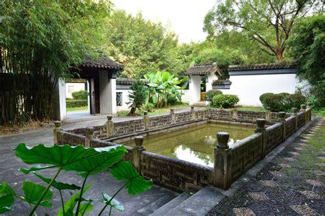 giardino antico giardino antico cinese immagine stock immagine di