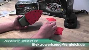 Akku Schleifer Test : bosch psm 18 li elektrowerkzeug test 2018 ~ One.caynefoto.club Haus und Dekorationen
