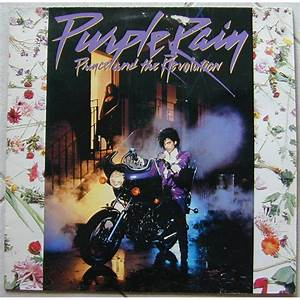 Purple rain by Prince And The Revolution, LP with speed06 ...