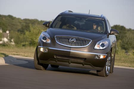 2007 Buick Enclave Reviews by 2007 Buick Enclave Review