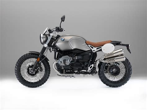 bmw nine t bmw r nine t scrambler 2016 on review mcn
