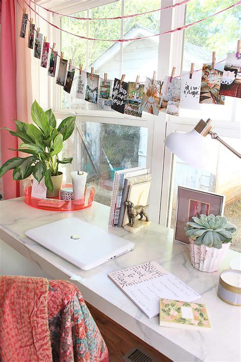 Bohemian Cute Office Desk Decor Pinterest