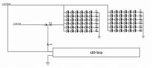 assistance with a led array circuit electronics forums With led array circuit