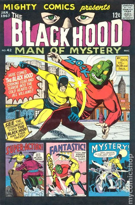 Mighty Comics (1966) comic books