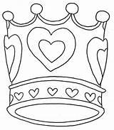 Crown Coloring Princess Pages Tiara Royal Queen Drawing Astonishing Printable Template Easy Graffiti Netart Getdrawings Coroa Rainha Getcolorings Sketch Templates sketch template