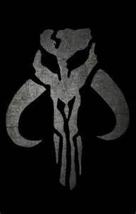 Star Wars Mandalorian Symbol iPhone