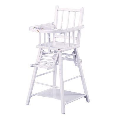 chaise haute bébé en bois chaise haute transformable de combelle chaises hautes réglables aubert