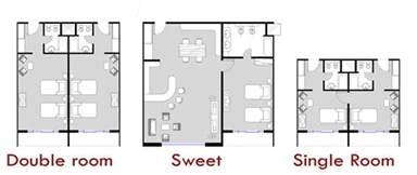 Spectacular Bedroom Floor Plan Layout by Gallery Of And Skyscraper Iamz Studio 5
