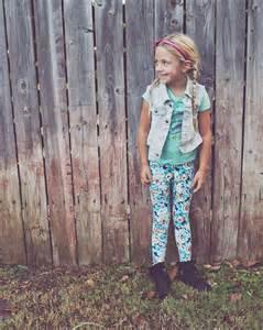 Lularoe Little Girl Leggings