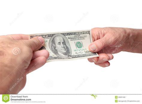 money transaction stock photography image