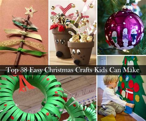 best 38 simple and inexpensive diy christmas crafts children can make 2015 interior design ideas