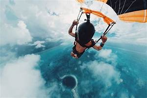 Famous Photographers Skydive the Belize Blue Hole   Ambergris Today   Breaking News, Lates News ...