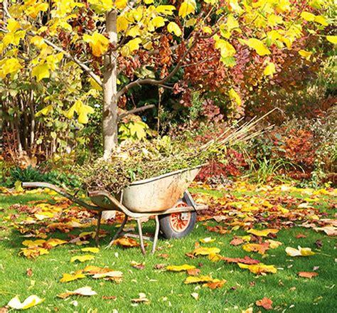 Garten Auch Im Herbst by Herbst Im Garten Hornbach