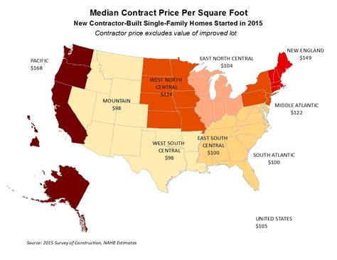 Wainscoting Cost Per Foot by Sale And Contract Prices Per Square Foot In 2015 Eye On