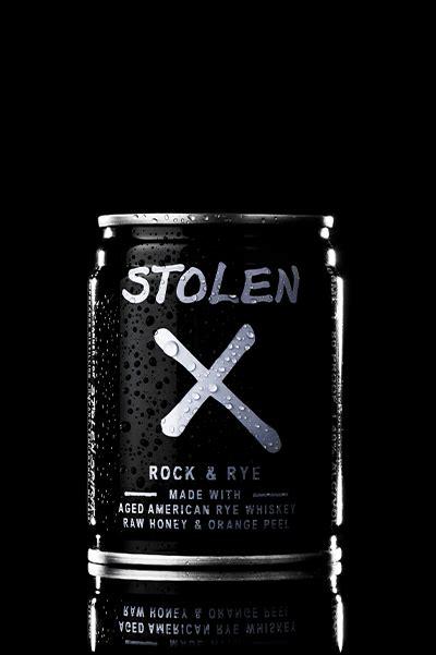 Stolen X. Dangerously Good. - This is Stolen