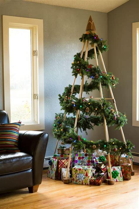 alternative christmas trees 171 natural curtain company