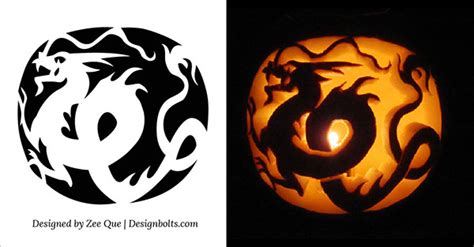 Trick Or Treat Pumpkin Carving Templates Free by Pumpkin Carving Templates Free Projet52