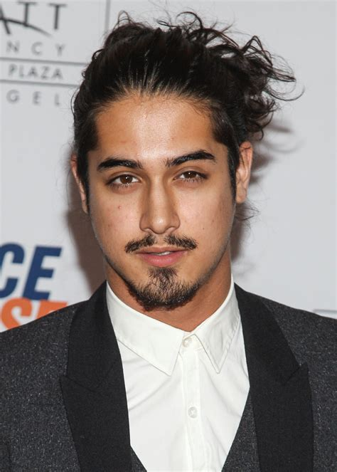 Avan Jogia Long Hair Drone Fest