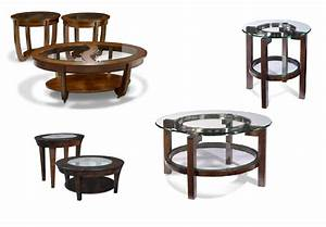 round coffee table sets coffee table design ideas With round coffee table and end table set