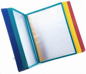 5699 00 durable assorted colour desktop document holder With durable document holder
