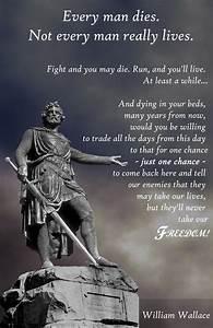 William Wallace Quotes. QuotesGram