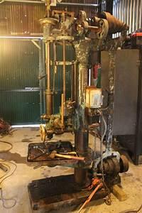 Cincinnati Upright Drill Press Speed