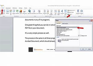 2 ways to insert a pdf into a word document With documents from pdf to word