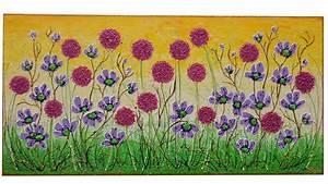 Fiori in primavera Vendita Quadri Online Quadri moderni Quadri astratti Quadri floreali