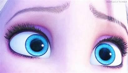 Elsa Frozen Eyes Gifs Animados Disney Fanpop