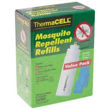 Thermacell Mosquito Repellent Patio Lantern Refills by Thermacell Patio Mosquito Repellent L
