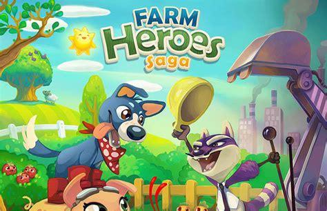 Farm Heroes Saga V239 Apk  Download Here