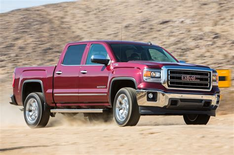 2014 Gmc Sierra 1500 Slt 4wd Crew Cab First Test