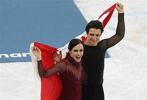 Canada's ice dance darlings Tessa Virtue and Scott Moir ...