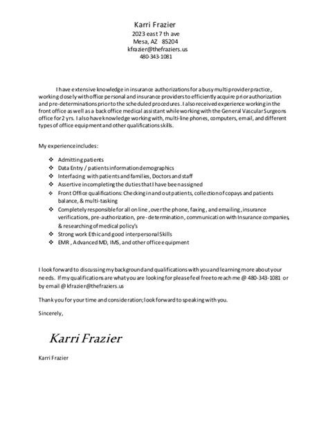 Extensive Knowledge Of Microsoft Office Resume by Resume Cover Letter 033116 1