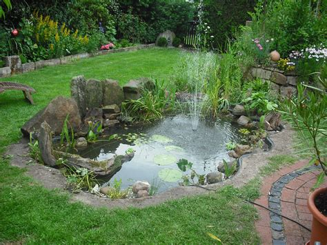 Teich Ideen Garten der neue teich bilder und fotos gartenteich ideen